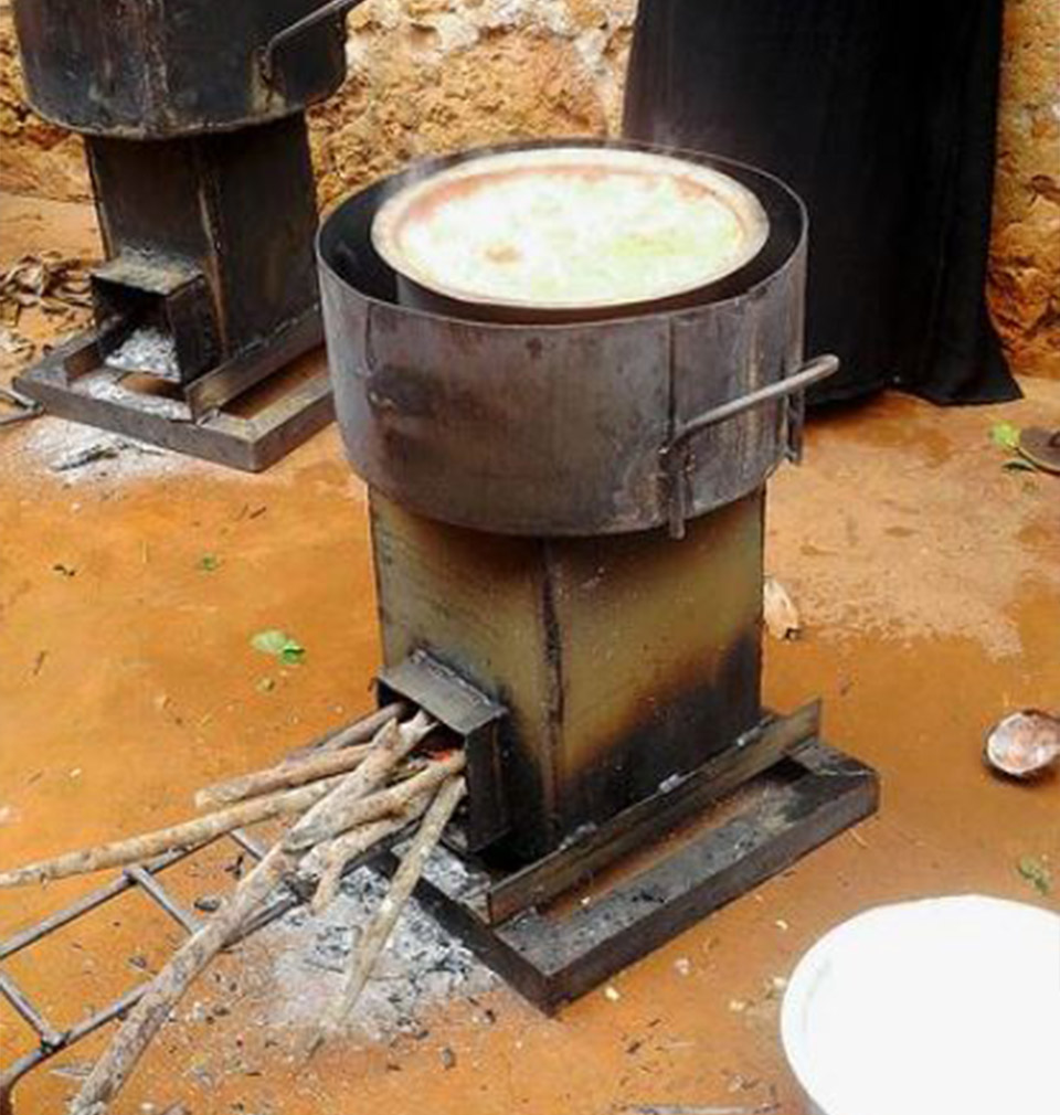 green technologies cookstove